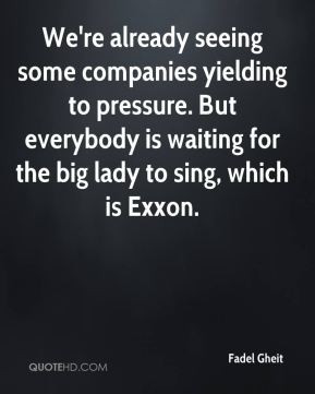 Yielding Quotes