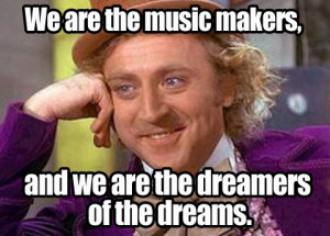Willy Wonka and the Chocolate Factory Quotes