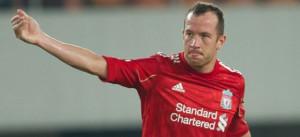 Charlie Adam on Liverpool's bad 'luck'