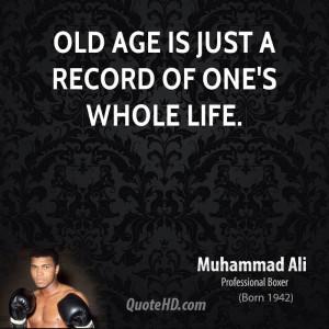 Muhammad Ali Boxing Record