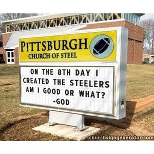 Funny Steelers