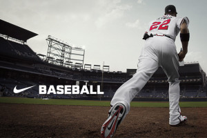 All Star outfielder Jason Heyward wears Nike Baseball cleats