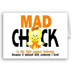 mad chick leukemia - Google Search More