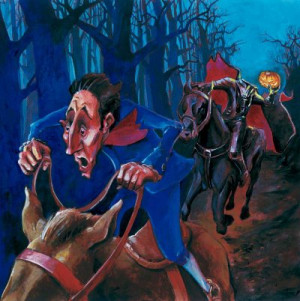 Halloween Picks:The Legend of Sleepy Hollow