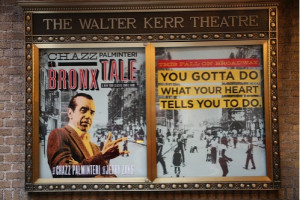 Photo Coverage: 'A Bronx Tale' Opening Night Arrivals