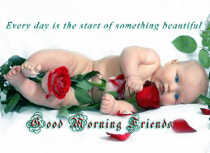 baby good morning quotes wallpaper images cute good morning quotes ...