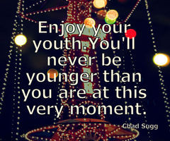 Tagged with being young quotes