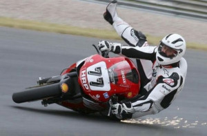 Funny bike accident image, sports bike crash picture, bike accident ...