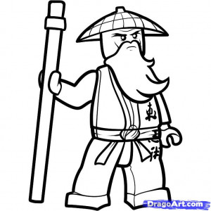 Related Pictures ninjago pictures to color