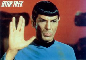 Mr. Spock Spock