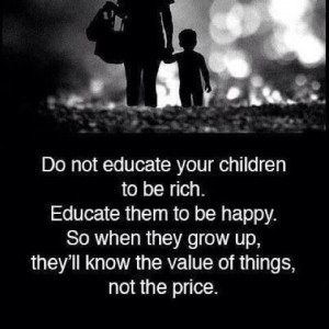 Value of people matters material things they buy u don't