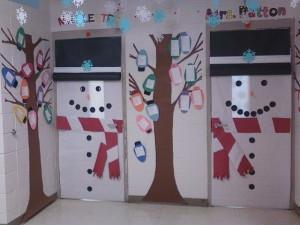 Autism Classroom Door Decorations Ideas