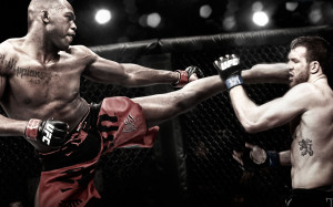 Desktop Exchange wallpaper » Sport pictures » UFC MMA wallpapers