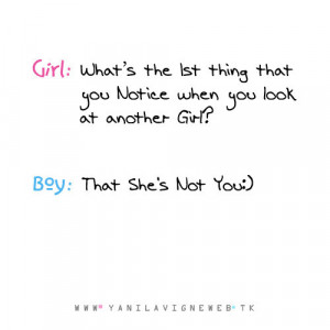 cute love girl - Google Images | We Heart It