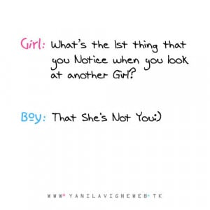 cute love girl - Google Images | We Heart It