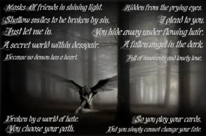 Fallen Angel Quotes http://panzary.deviantart.com/art/Fallen-angel ...