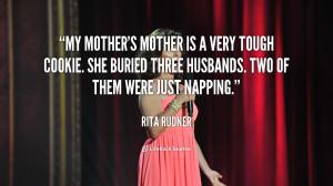 Tough Mom Quotes