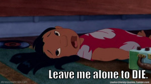 Disney Quotes Lilo And Stitch