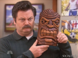 10 Of Ron Swanson's Funniest Quotes From 'Parks And Recreation'