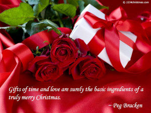 Christmas Quotes Wallpaper