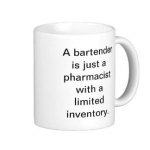 Bartender Funny Gifts
