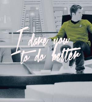 Star Trek XI, Jim Kirk