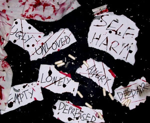 Self Injury Quotes   In general, 'self-harming' is theresult of an ...