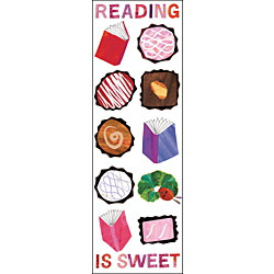 Eric Carle Valentine Bookmark — Reading is Sweet