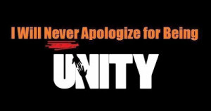Unity Caucus Will Never Apologize...