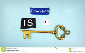 Free Quotes Pics on: Education Is The Key To Success Quotes