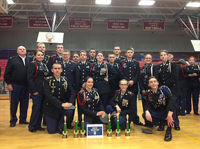 White Mtns. JROTC teams compete at Spaulding High School