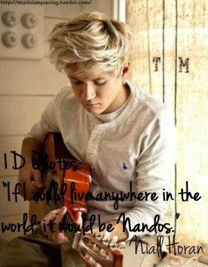 niall horan inspirational quotes