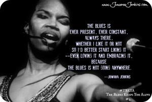 Juwana Jenkins | African American female blues singer