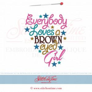 Brown Eyed Girl Sayings 6219 sayings : brown eyed girl