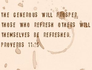 The Bible on Money & Stewardship