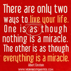 quotes about life, live your life quotes, Albert Einstein quotes ...