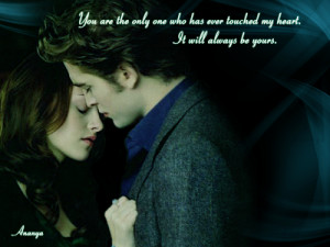Edward & Bella Creation