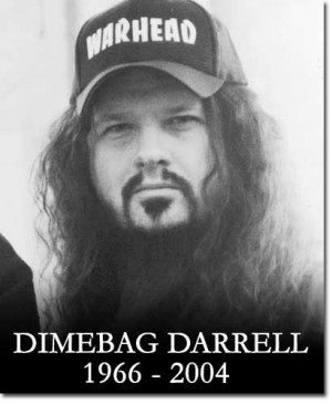 today we honor darrell lance abbott also known as dimebag darrell who ...