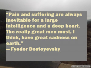 Free pain and suffering quote