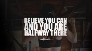 Amazing Fitness Picture Quotes: Fitness Picture Quotes Believe You Can ...