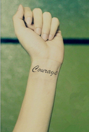 ... hand writing temporary tattoo wrist neck ankle quote tattoo small
