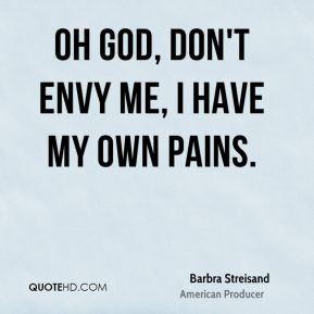 Envy Me Quotes