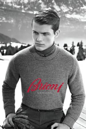 Brioni Fall Winter 2013 Ad Campaign