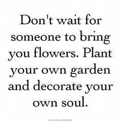... wisdom, plants, soul, thought, gardens, inspir, word, favorit quot