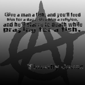 Quotes Anarchy Wallpaper