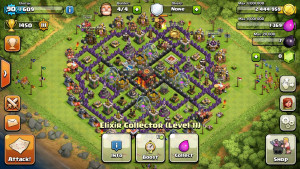 Clash of Clans Barbarians