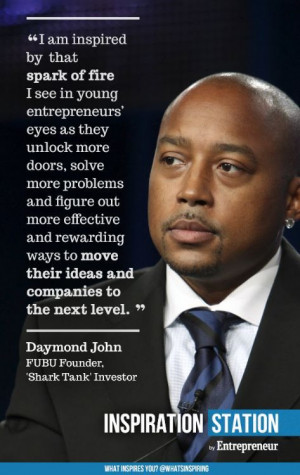 Top Ten Quotes From Daymond John #fubu #entrepreneur #quotes. In this ...