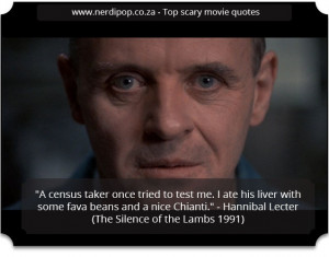 quotes - Silence of the Lambs