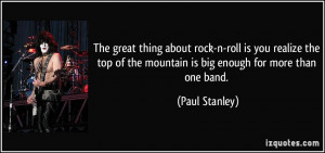 Great Rock and Roll Quotes