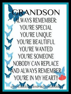 proud of grandson quotes via karen waters more grandson quotes ...
